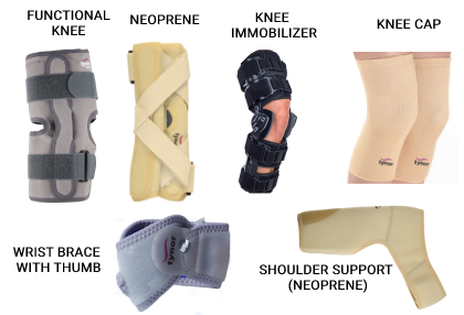 Knee Supports in chennai