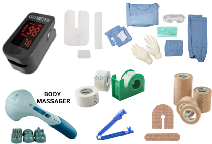 Surgical & Healthcare Products